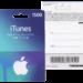 とても簡単iTunesカードのチャージ方法