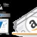 余ったVプリカギフトカードでAmazonギフト券を購入する方法。